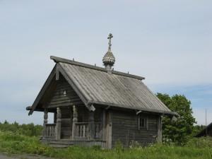 Поездка в Типиницы 096 Часовня Сошествия Святого Духа